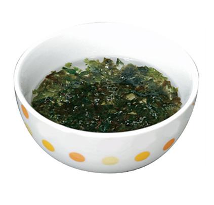 超簡単!ジャバン海苔スープ