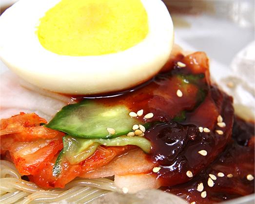 宮殿ビビム冷麺ソース