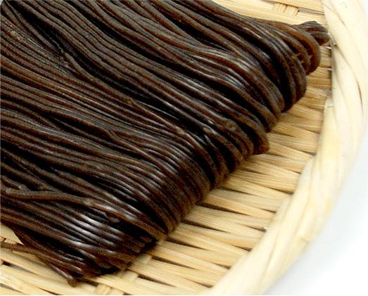宋家春川マックッスの麺