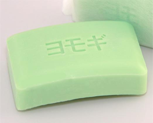 ヨモギ石鹸