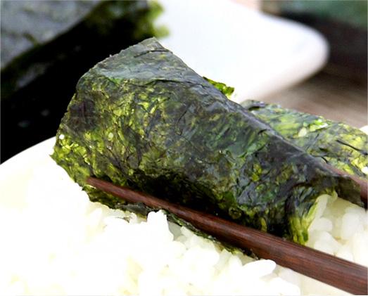 宋家伝統のり(緑)