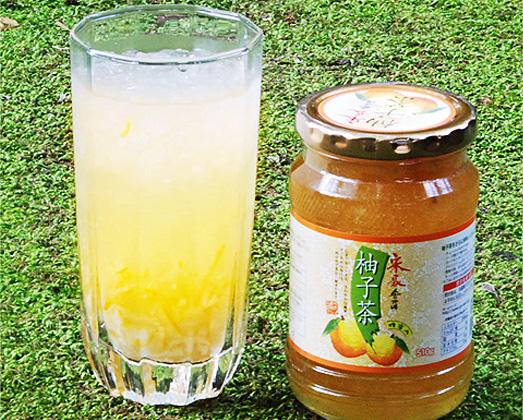 宋家柚子茶