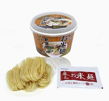 宋家の米麺(にぼし風味)