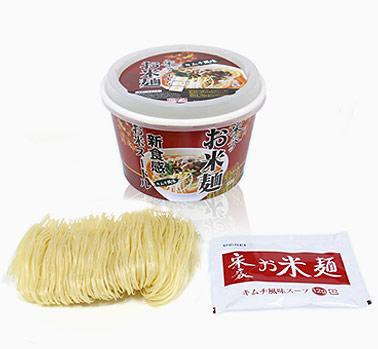 宋家の米麺(キムチ風味)