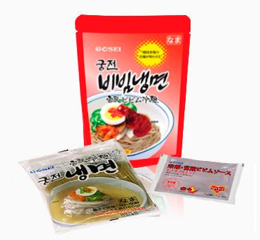 宮殿ビビム冷麺 (クンジョンビビム冷麺)