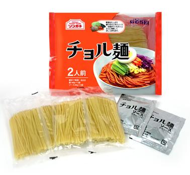 ソンガネチョル麺 2人前