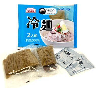 ソンガネ冷麺 2人前