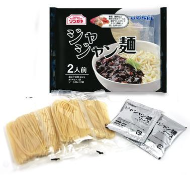 ソンガネジャジャン麺  2人前