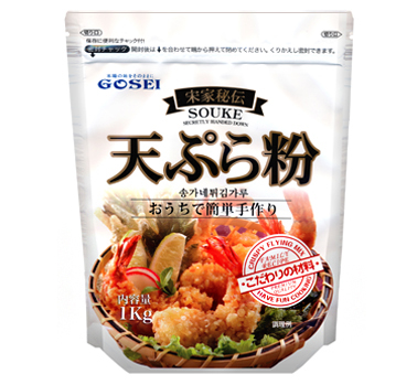 宋家秘伝 天ぷら粉 1kg